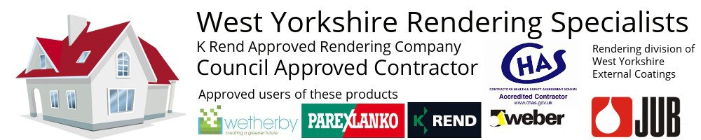 West Yorkshire Rendering Specialists Logo