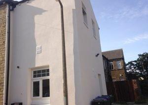 insulation render bradford